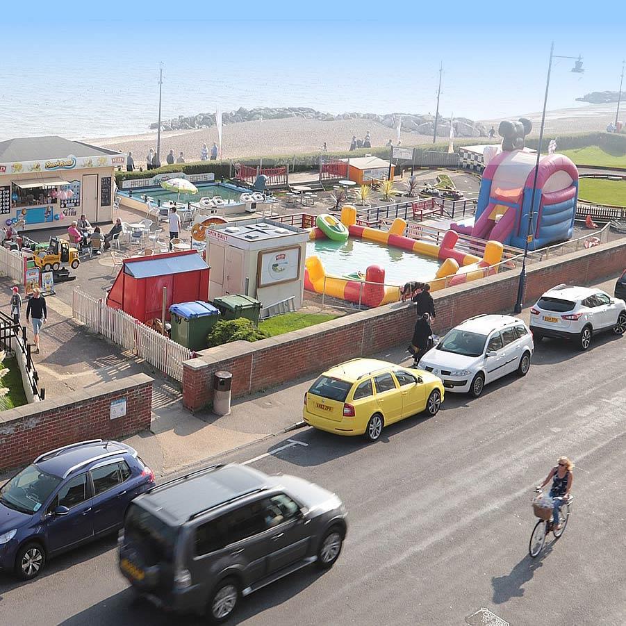 Ocean Boulevard Fun Park